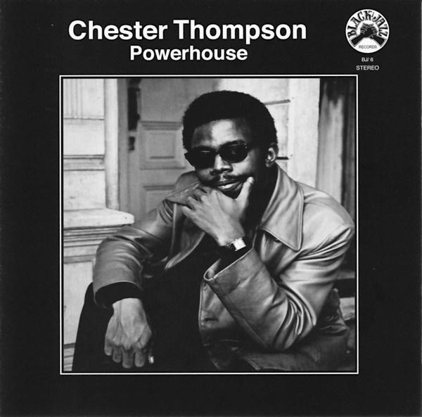 Chester Thompson • Powerhouse-1