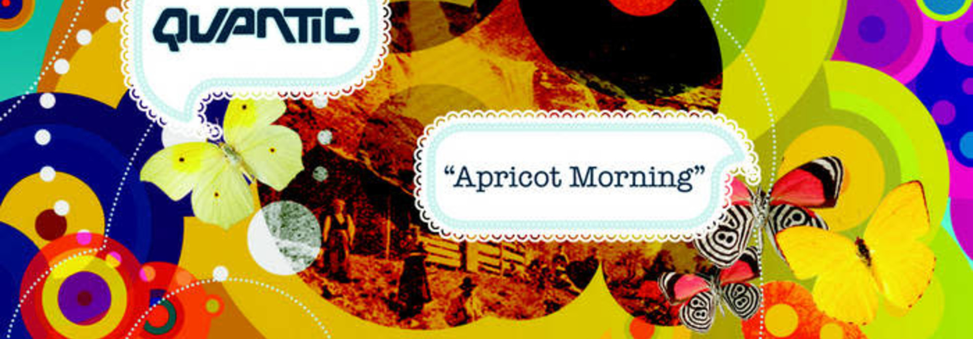 Quantic • Apricot Morning