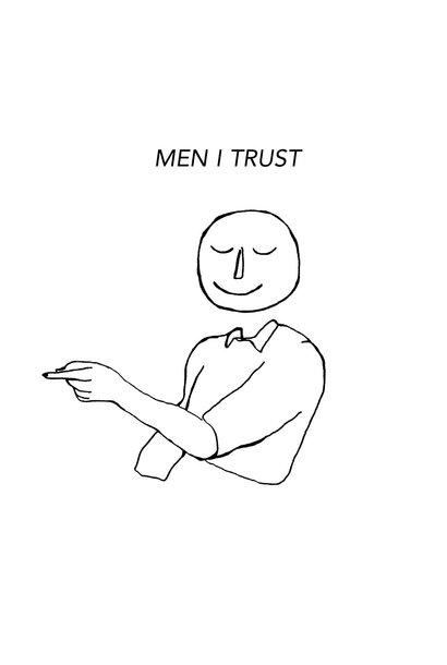 "Men I Trust • s/t (édition ""black ice"")"