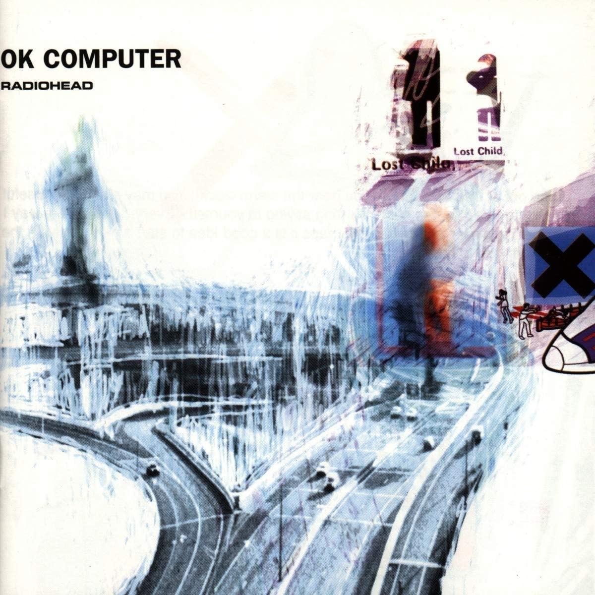 Radiohead • OK Computer-1