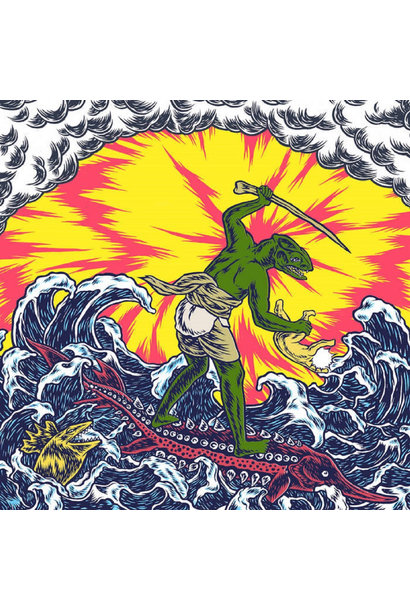 King Gizzard and the Lizard Wizard • Teenage Wizard (série Bootlegger officielle)
