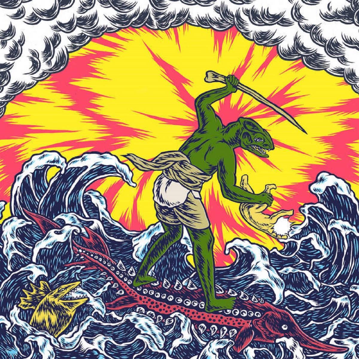 King Gizzard and the Lizard Wizard • Teenage Wizard (série Bootlegger officielle)-1