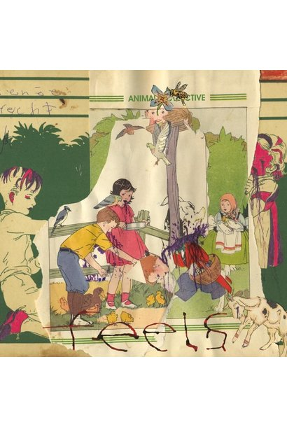 Animal Collective • Feels
