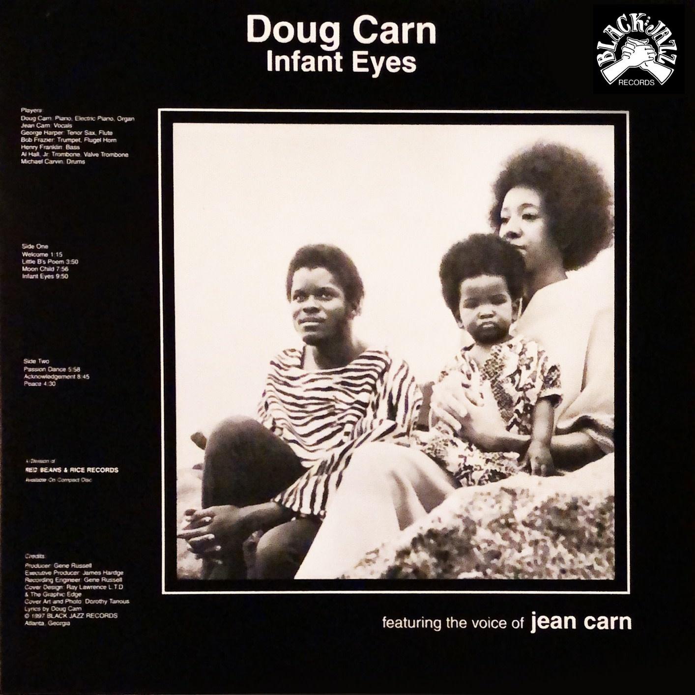 Doug Carn • Infant Eyes-1