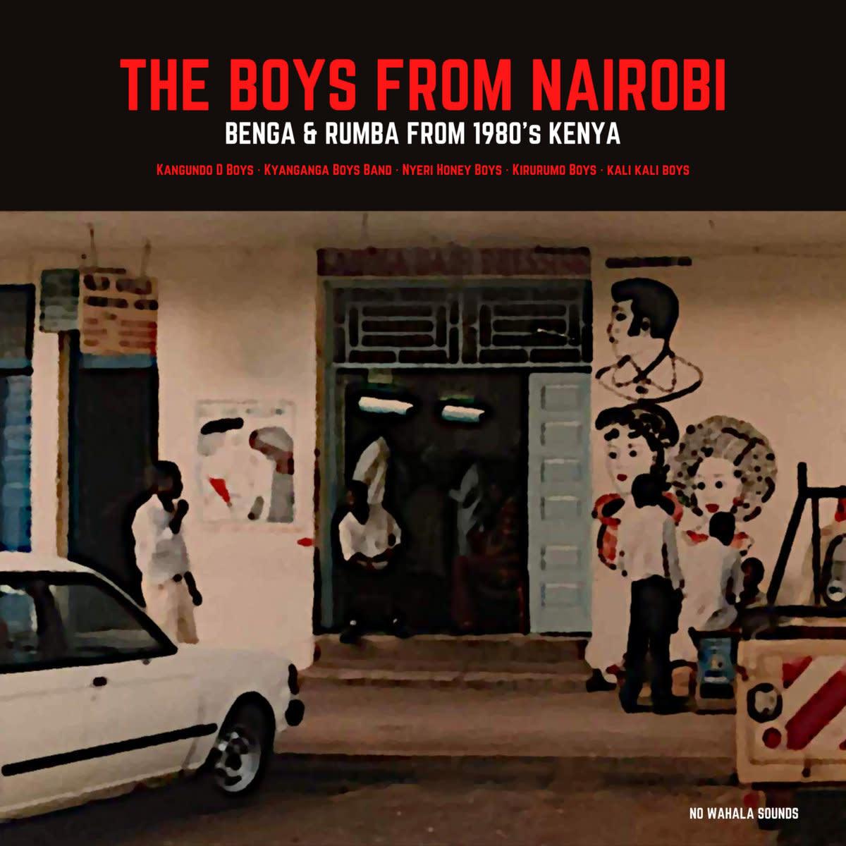 Artistes Variés • The Boys From Nairobi: Benga & Rumba From 1980's Kenya-1