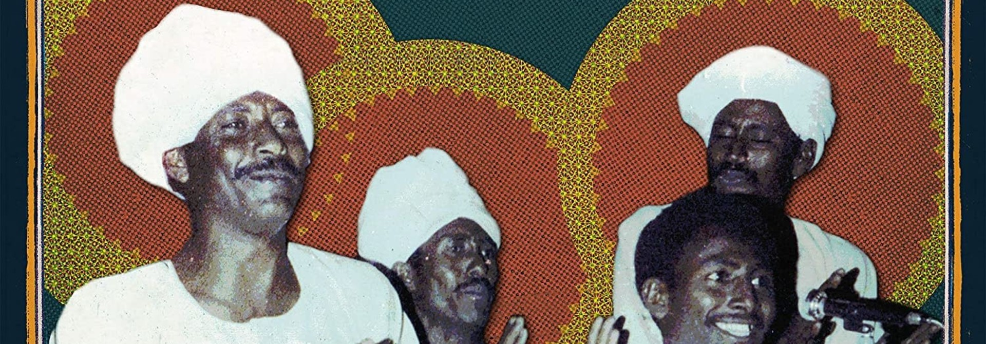 Artistes Variés • Two Niles to Sing a Melody: The Violins & Synths of Sudan