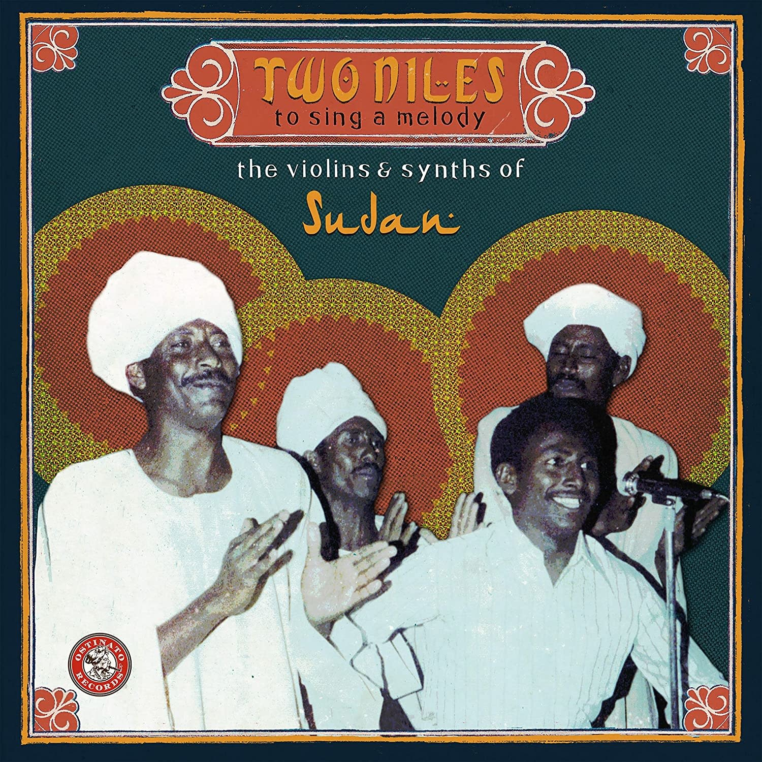 Artistes Variés • Two Niles to Sing a Melody: The Violins & Synths of Sudan-1