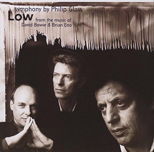 Philip Glass  • Low Symphony (From the Music of David Bowie & Brian Eno)-1