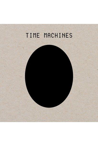 Coil • Time Machines (réédition couleur 2021)