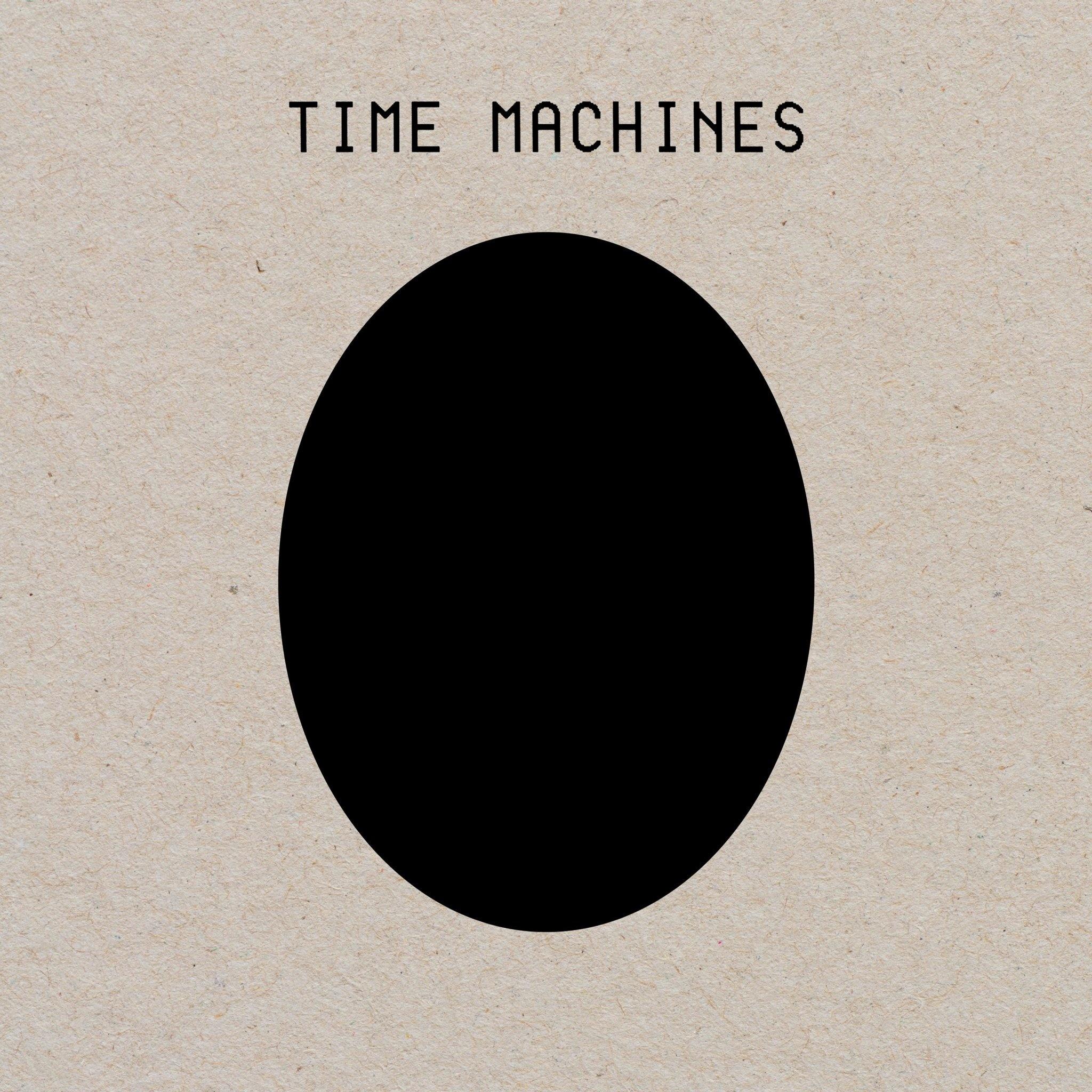 Coil • Time Machines (réédition couleur 2021)-1