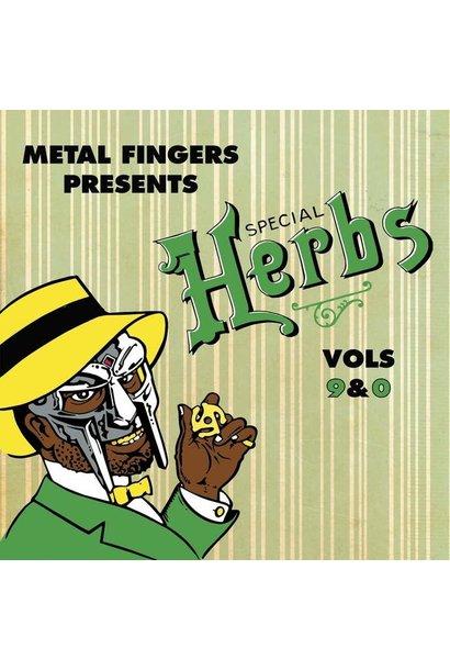 MF DOOM • Special Herbs, Vol 9 & 0 (édition 2020)