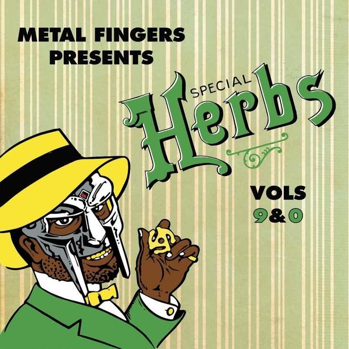 MF DOOM • Special Herbs, Vol 9 & 0 (édition 2020)-1