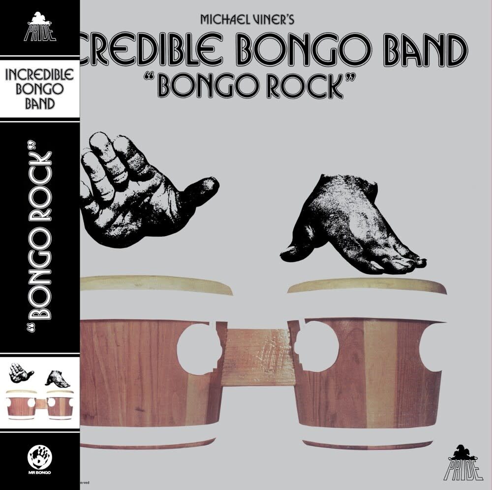 Michael Viner's Incredible Bongo Band • Bongo Rock (RSD2021)-1