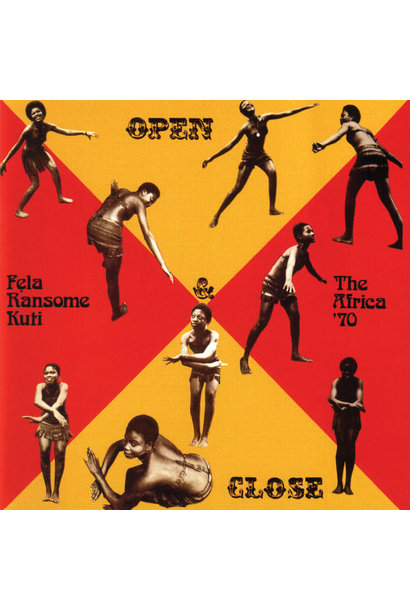 Fela Kuti • Open & Close édition 50e anniversaire (RSD2021)