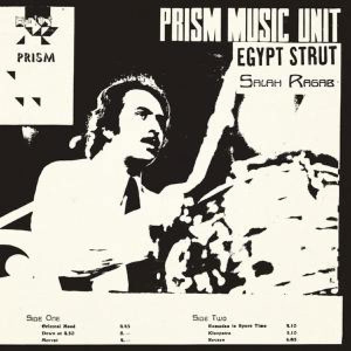 Salah Ragab & Cairo Jazz Band • Egypt Strut (RSD2021)-1