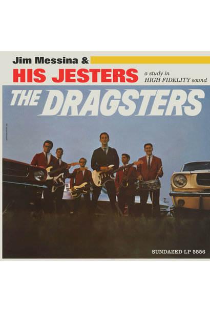 Jim Messina and His Jesters • The Dragsters (RSD2021)