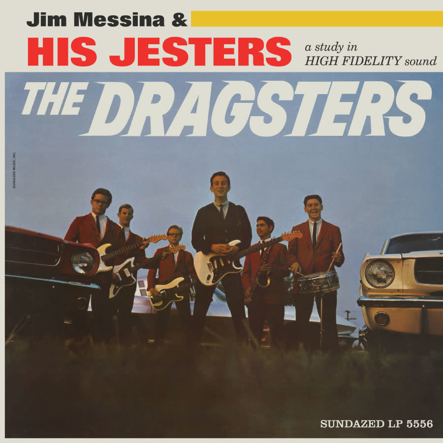 Jim Messina and His Jesters • The Dragsters (RSD2021)-1