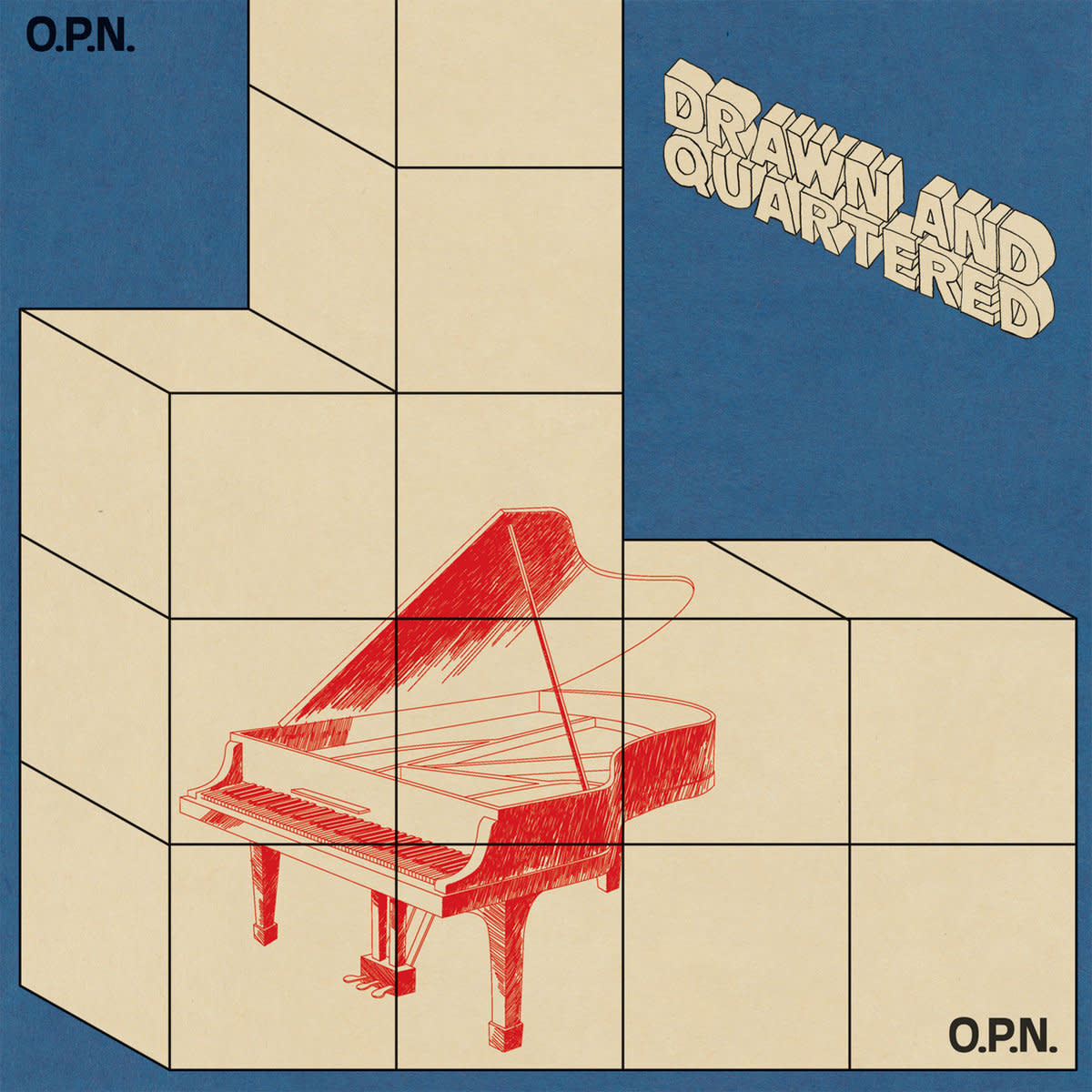 Oneohtrix Point Never • Drawn and Quartered (RSD2021)-1