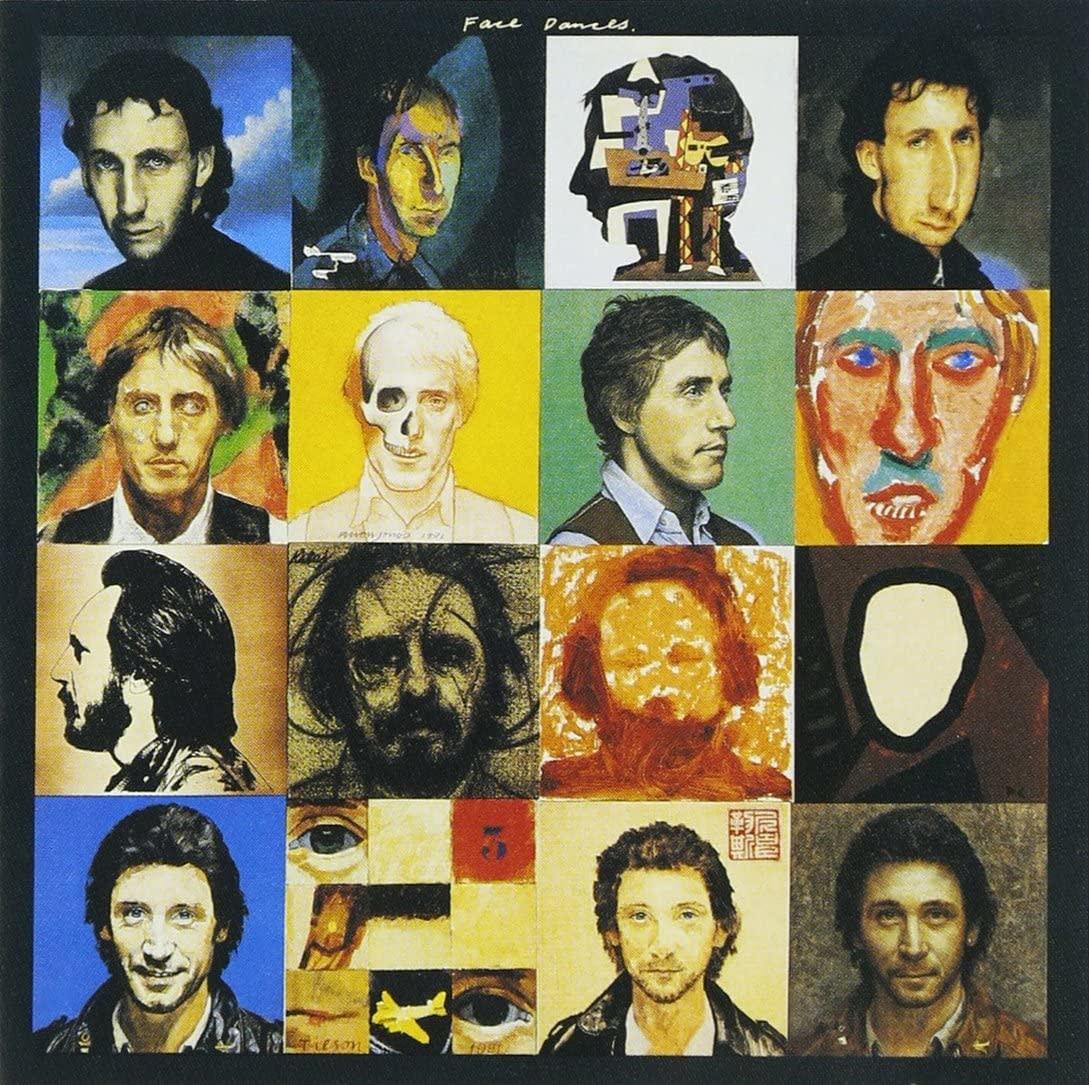 The Who • Face Dances (RSD2021)-1