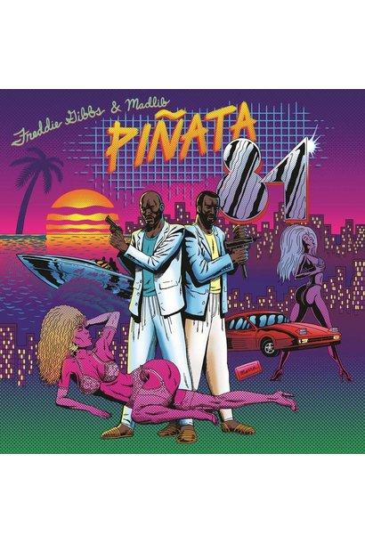 Freddie Gibbs & Madlib • Pinata: The 1984 Version (RSD2021)