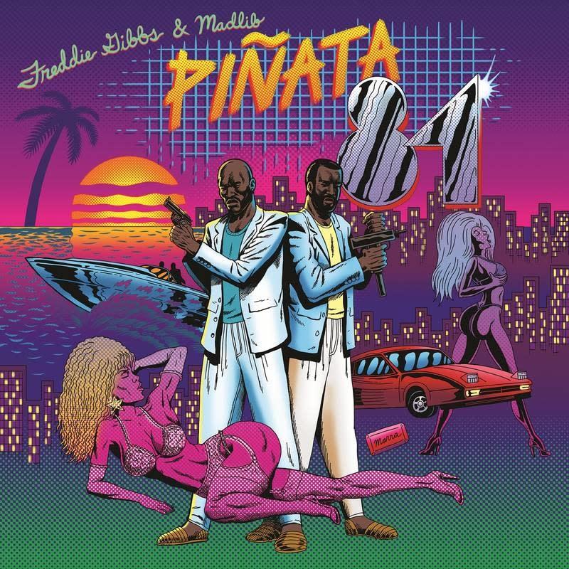 Freddie Gibbs & Madlib • Pinata: The 1984 Version (RSD2021)-1