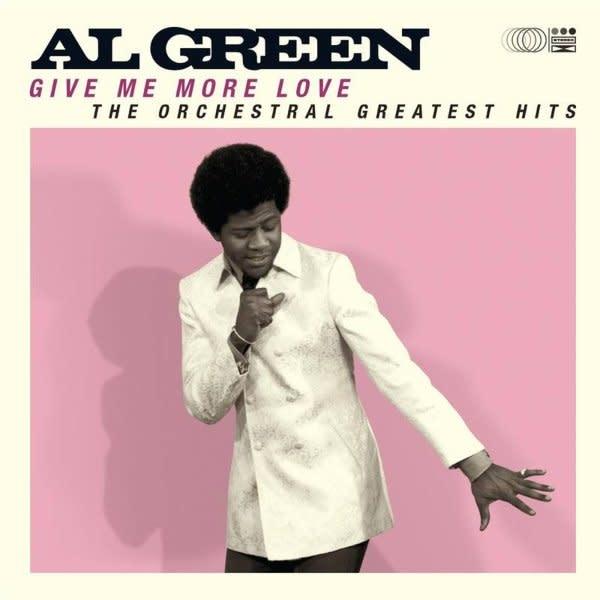 Al Green • Give Me More Love (RSD2021)-1