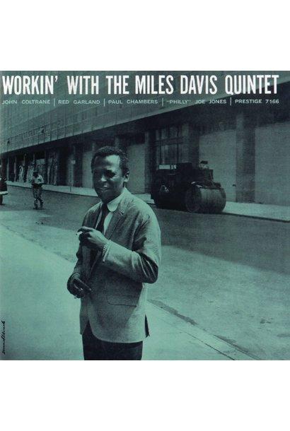 The Miles Davis Quintet • Workin' With The Miles Davis Quintet