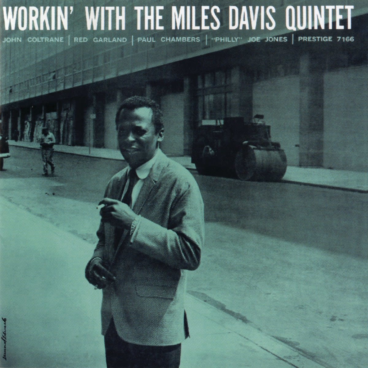 The Miles Davis Quintet • Workin' With The Miles Davis Quintet-1
