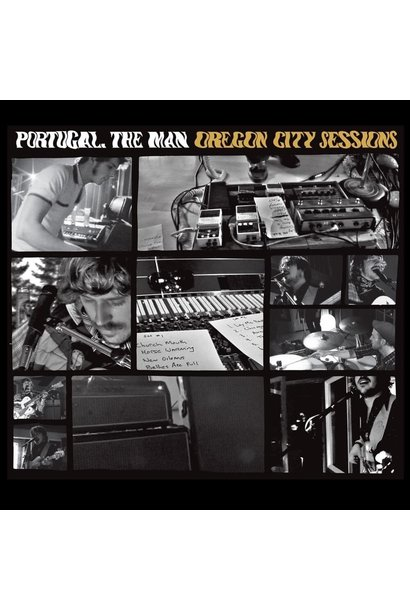 Portugal. The Man • Oregon City Sessions