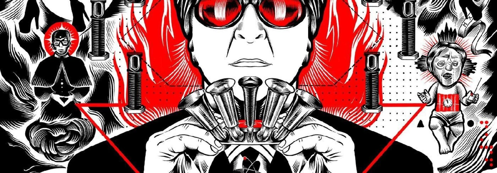 Devo's Gerald V. Casale • AKA Jihad Jerry & The Evildoers (RSD2021)