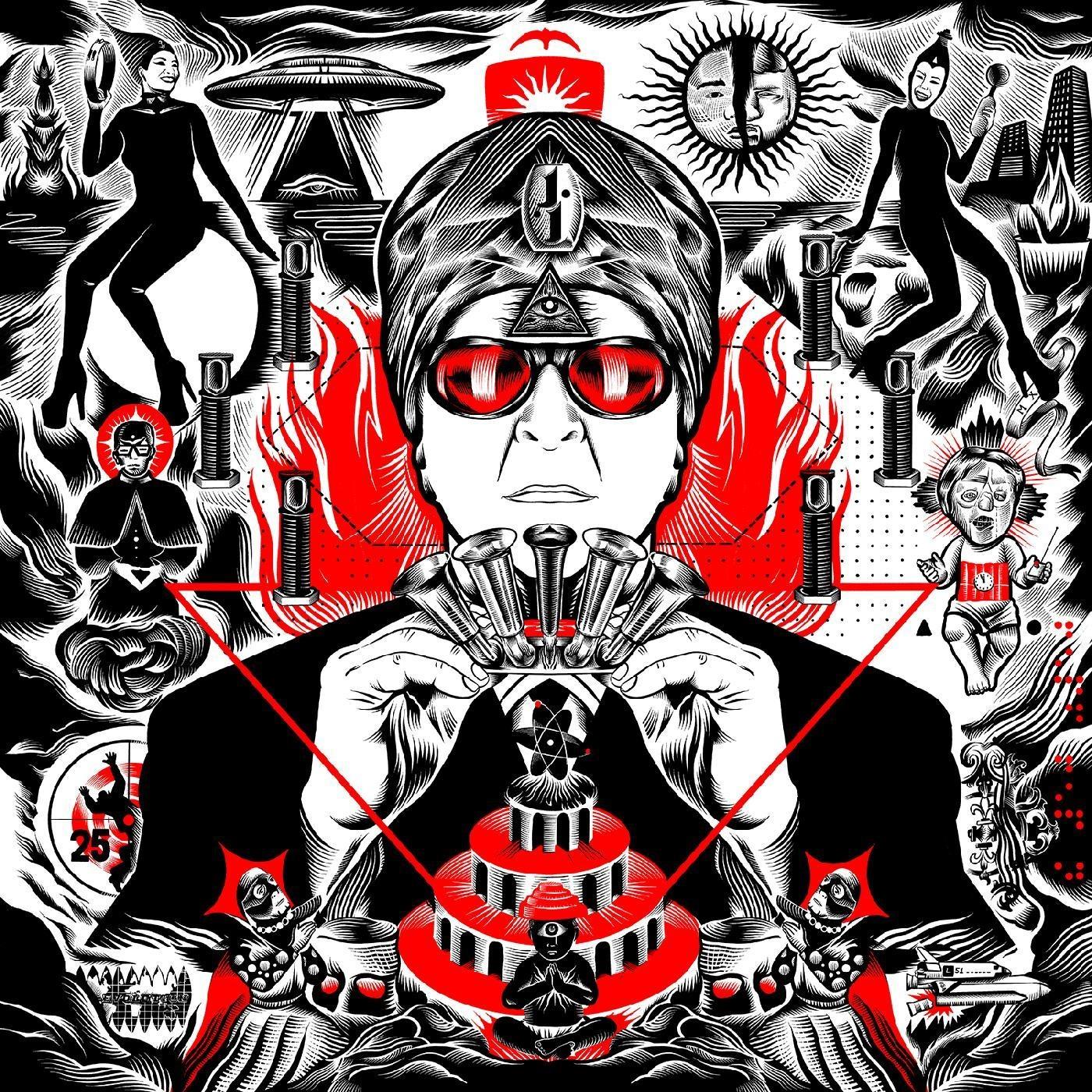 Devo's Gerald V. Casale • AKA Jihad Jerry & The Evildoers (RSD2021)-1