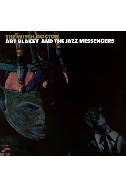 Art Blakey & the Jazz Messenger • The Witch Doctor (série Tone Poet)
