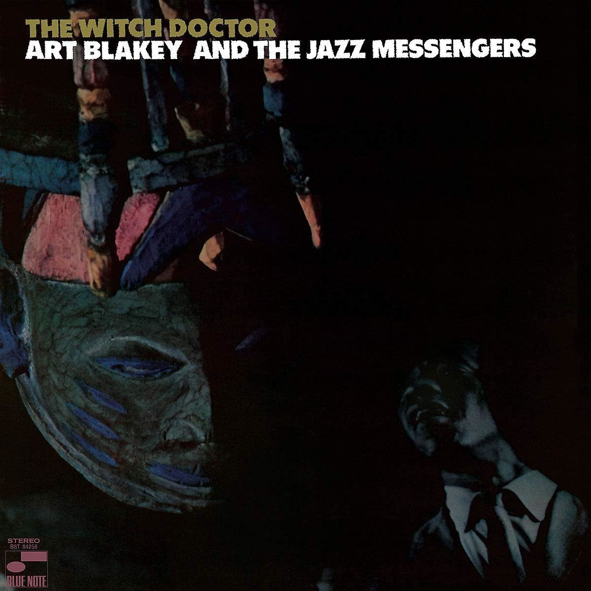 Art Blakey & the Jazz Messenger • The Witch Doctor (série Tone Poet)-1
