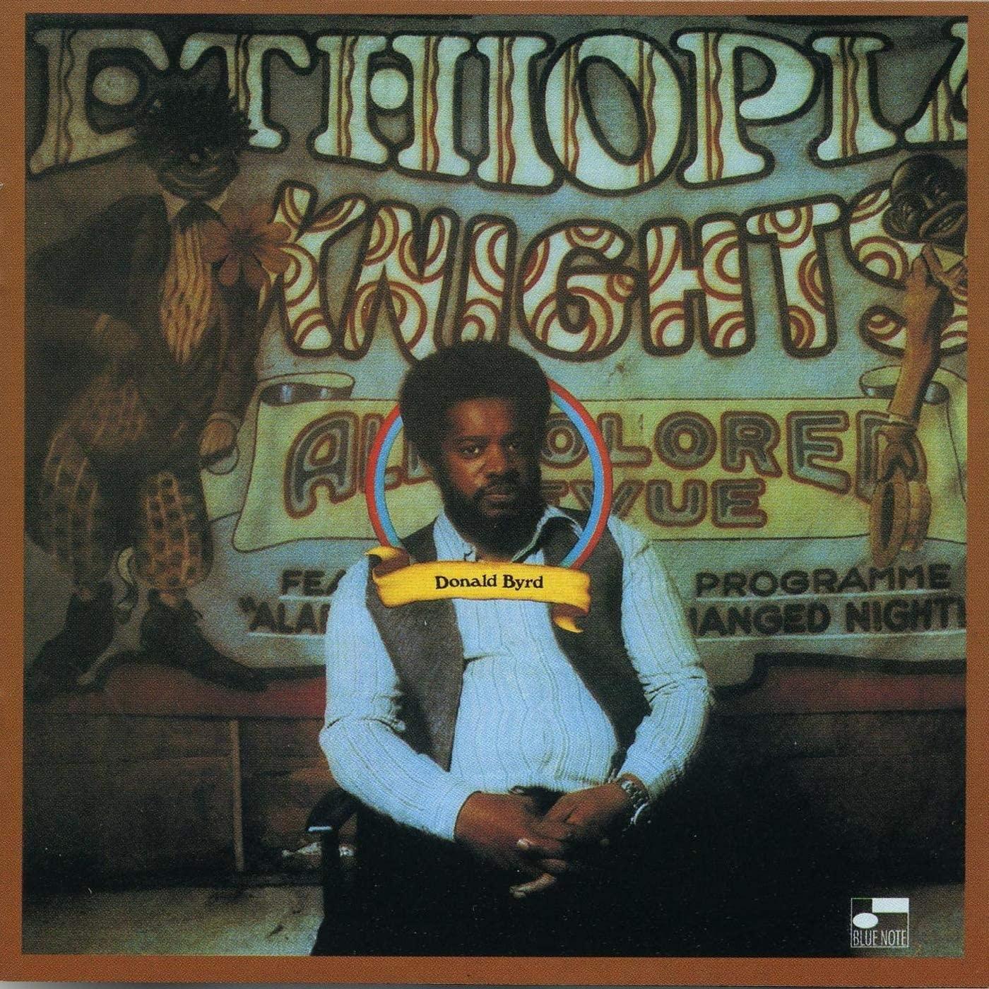 Donald Byrd • Ethiopean Knights (Blue Note 80)-1