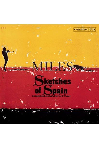 Miles Davis • Sketches Of Spain (édition couleur)