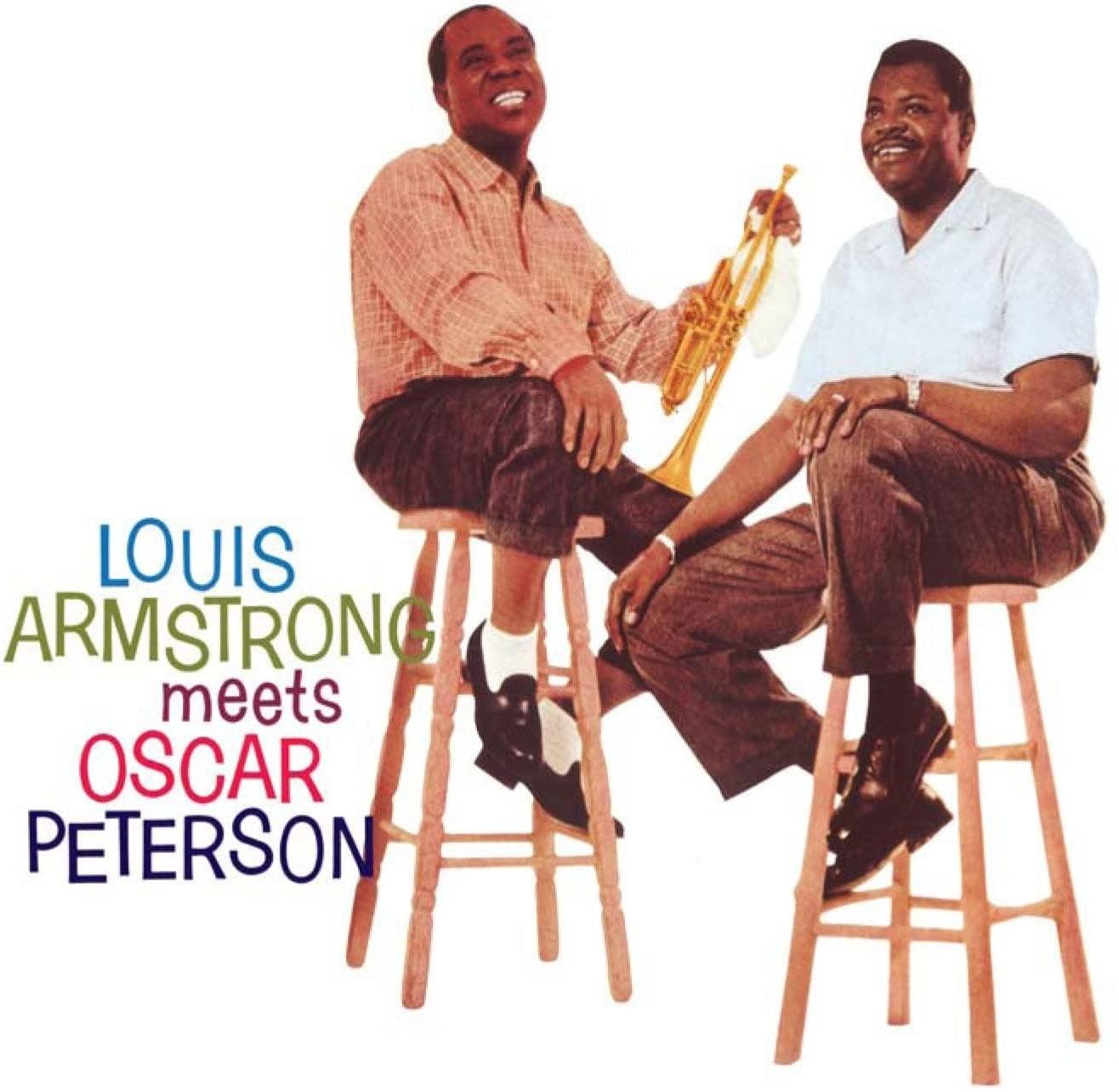 Louis Armstrong & Oscar Peter • Louis Armstrong Meets Oscar Peterson (Acoustic Sounds Series)-1