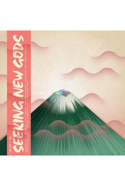 Gruff Rhys • Seeking New Gods (die cut envelope-style/colour)