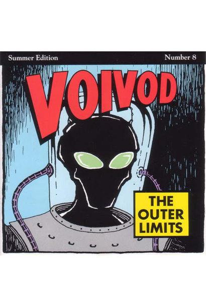Voivod • The Outer Limits (réédition 2021 couleur)