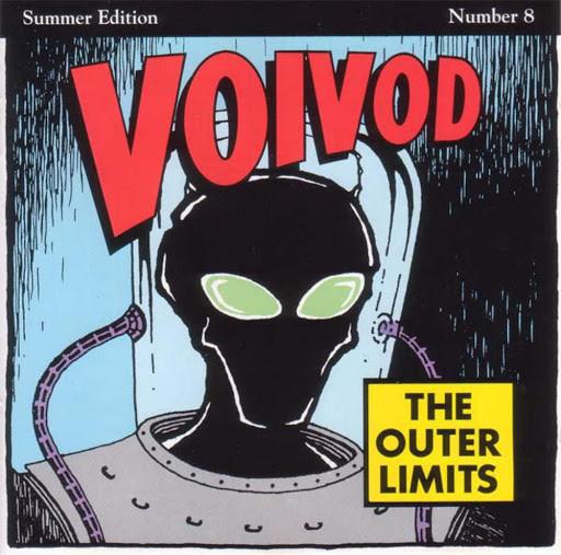 Voivod • The Outer Limits (réédition 2021 couleur)-1