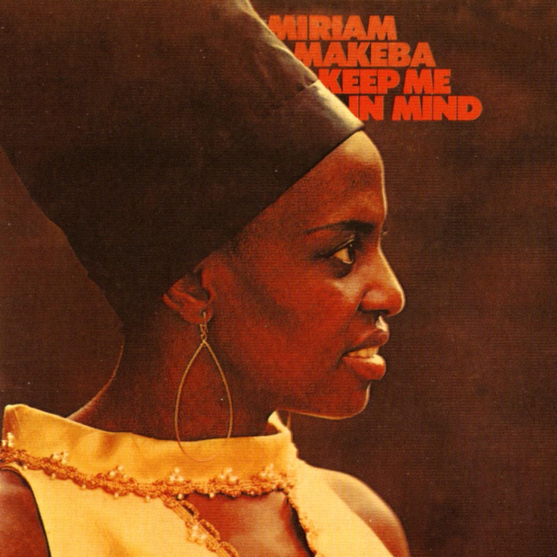 Miriam Makeba • Keep Me In Mind-1