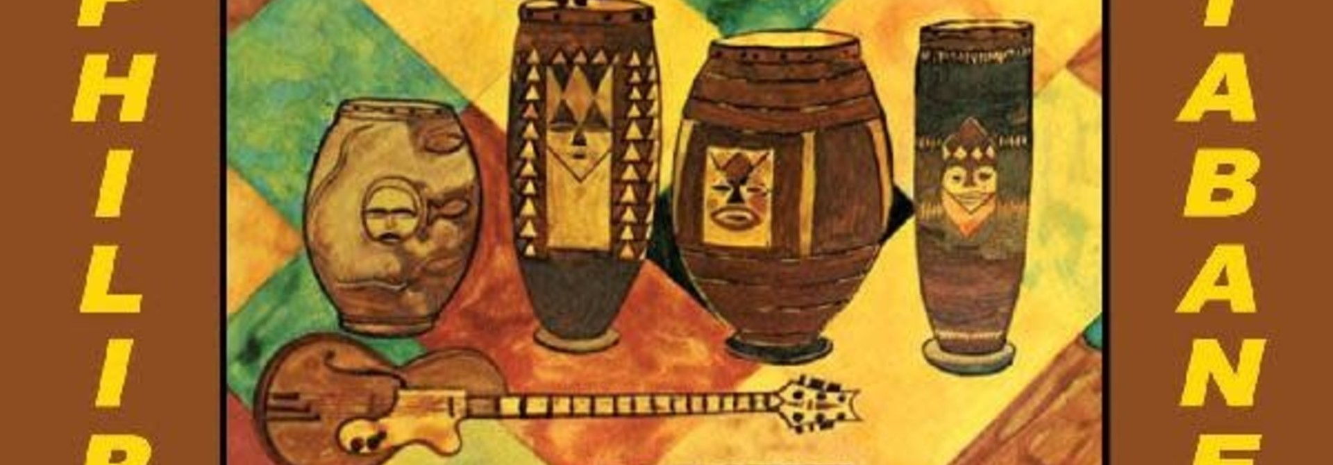 Philip Tabane and His Malombo Jazzman • The Indigenous Afro-Jazz Sounds Of