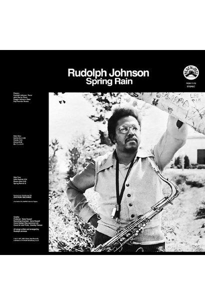 Rudolph Johnson • Spring Rain