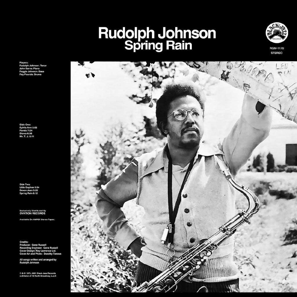 Rudolph Johnson • Spring Rain-1