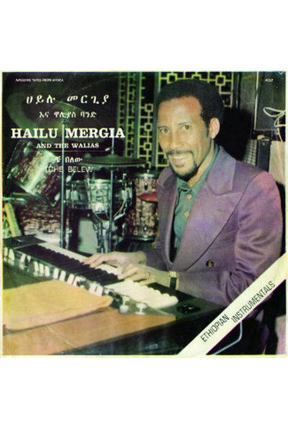 Hailu Mergia & The Walias • Tche Belew