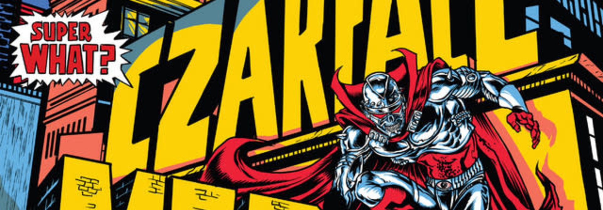 Czarface & MF DOOM • Super What?
