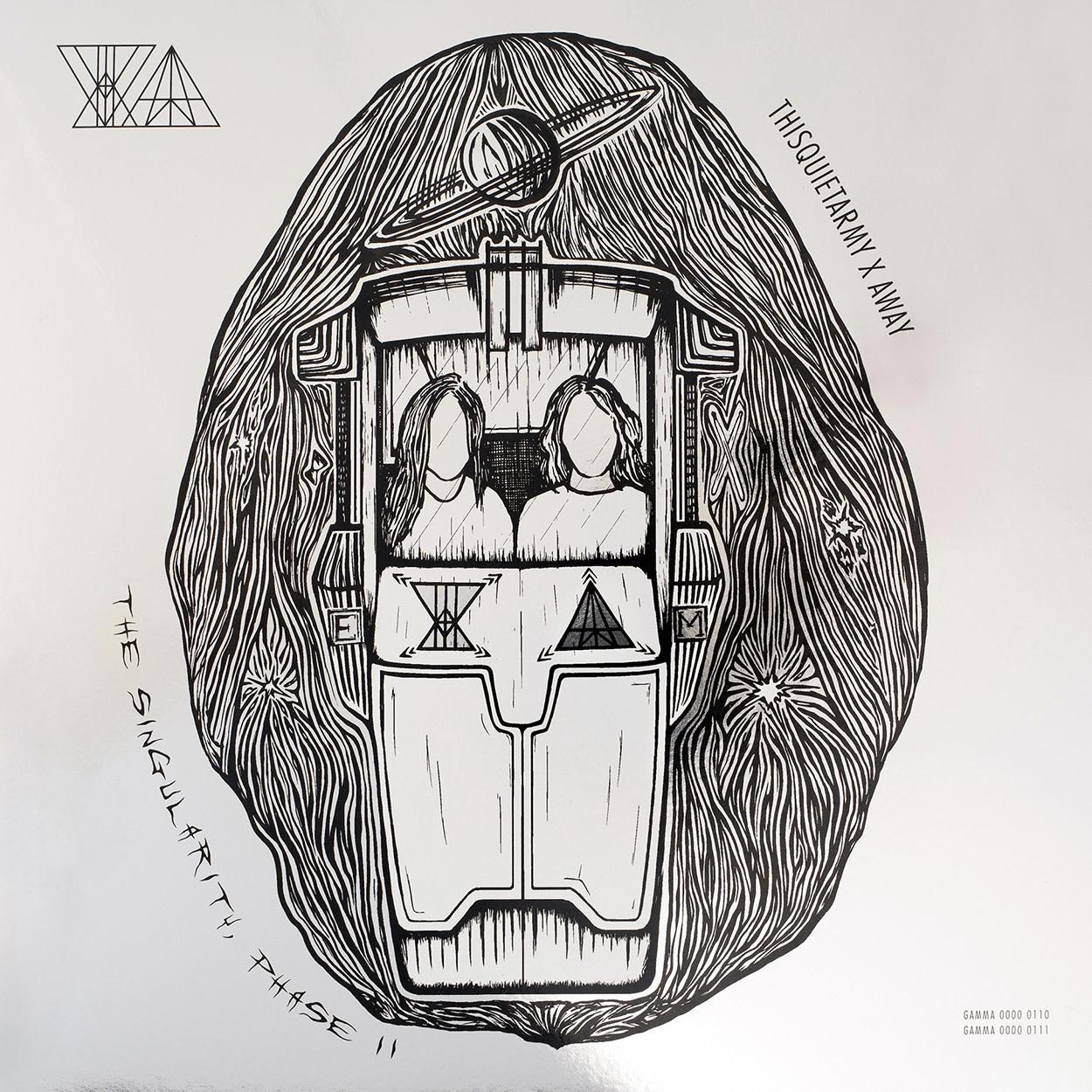 Thisquietarmy X Away • The Singularity, Phase II-1
