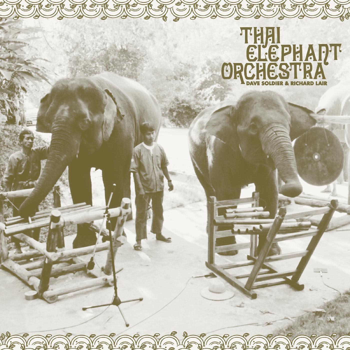 Thai Elephant Orchestra • Thai Elephant Orchestra (RSD2021)-1