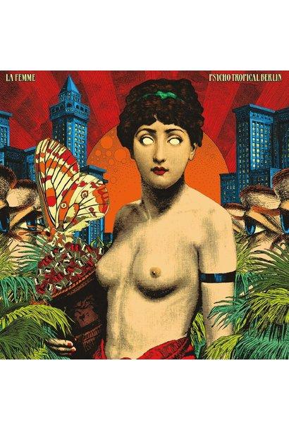 La Femme • Psycho Tropical Berlin (2LP)