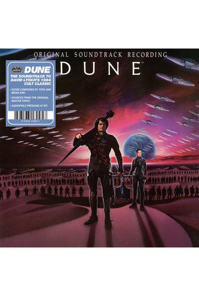 Artistes Variés • Dune (trame sonore)