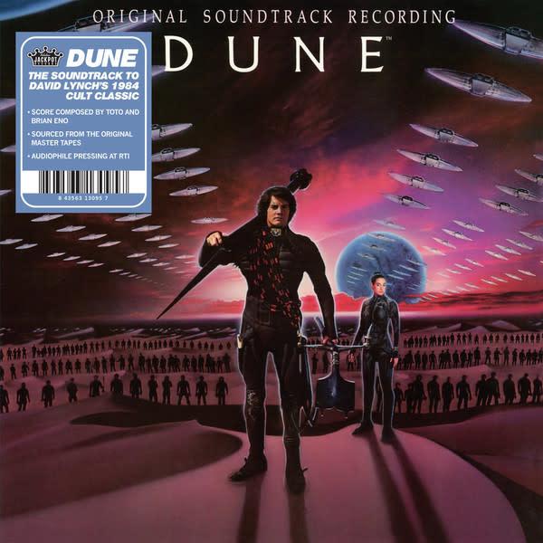 Artistes Variés • Dune (trame sonore)-1